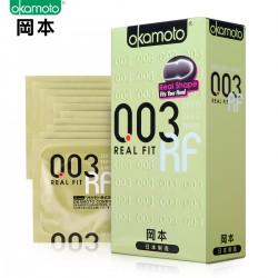 【避孕套】冈本 003黄金超薄(限价)