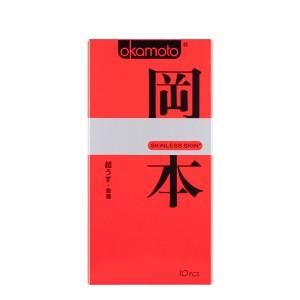 【避孕套】冈本 激薄(限价)做完不售