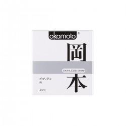 【避孕套】冈本 纯(限价)