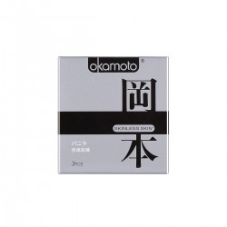 【避孕套】冈本 质感超薄 香草(限价)