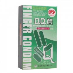 【避孕套】倍力乐 手指抠抠套 (新包装上市)