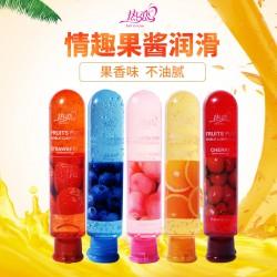 【情趣用品】热恋 5种不同果酱润滑(限价19.8元)