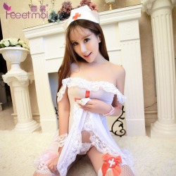 【情趣内衣】【天猫专区】霏慕护士服套装7906【原8906】(限价销售)更换图片包