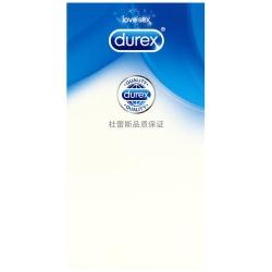 【避孕套】杜蕾斯 经典四合一24只安全套(零售价49元)