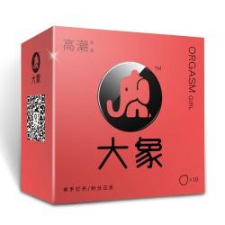 【避孕套】大象 高潮女生 安全避孕套(限价)