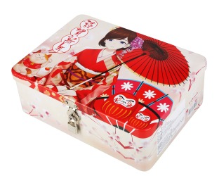 【情趣用品】对子哈特 新年版收纳盒