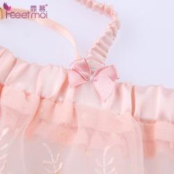 【情趣内衣】霏慕波点刺绣吊带睡裙7757(限价销售)清仓特价