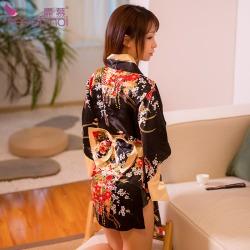 【情趣内衣】霏慕印花和服7972(限价销售)