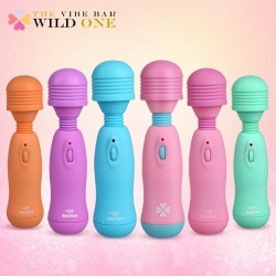 【女用器具】WILDONE 二代奶瓶CC震动棒(量大可谈)