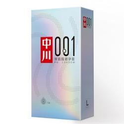 【避孕套】中川001  中川002 系列(非乳胶套)
