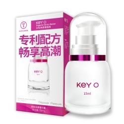 【情趣用品】KEY O女性快感增强液(限价108元)