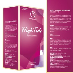 【情趣用品】KEY 嗨态女性快感增强液调情助情(限价199元)