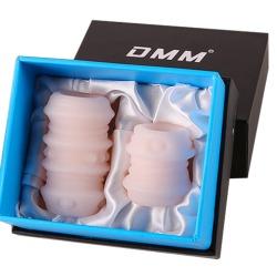 【情趣用品】DMM 二代包皮阻复环两只装男用环(限价89)图片已更新