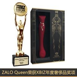 【女用器具】 ZALO Queen女王G点波动按摩棒外部刺激(限价898)
