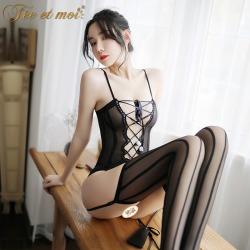 【情趣内衣】霏慕性感丝袜套装7519(限价销售29.9)更新图片包