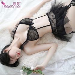 【情趣内衣】霏慕轻盈烂漫仙女套装7751(限价销售48)