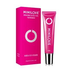 【情趣用品】minilove微爱 女用调情助情凝露(软管)(限价45)