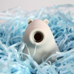 【情趣用品】法拉蒂 萌心熊情趣吮吸跳蛋(限价159)10月新品 适合天猫京东