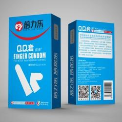 【避孕套】倍力乐 手指抠抠套 (新包装上市)不含情趣手册