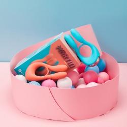 【情趣用品】KIS TOY  Martin夫妻共用锁精环按摩器(限价168)3月新品