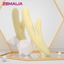 【女用器具】ZEMALIA枕木恋 Z125塞尔玛伸缩振动棒(限价239)36个/件
